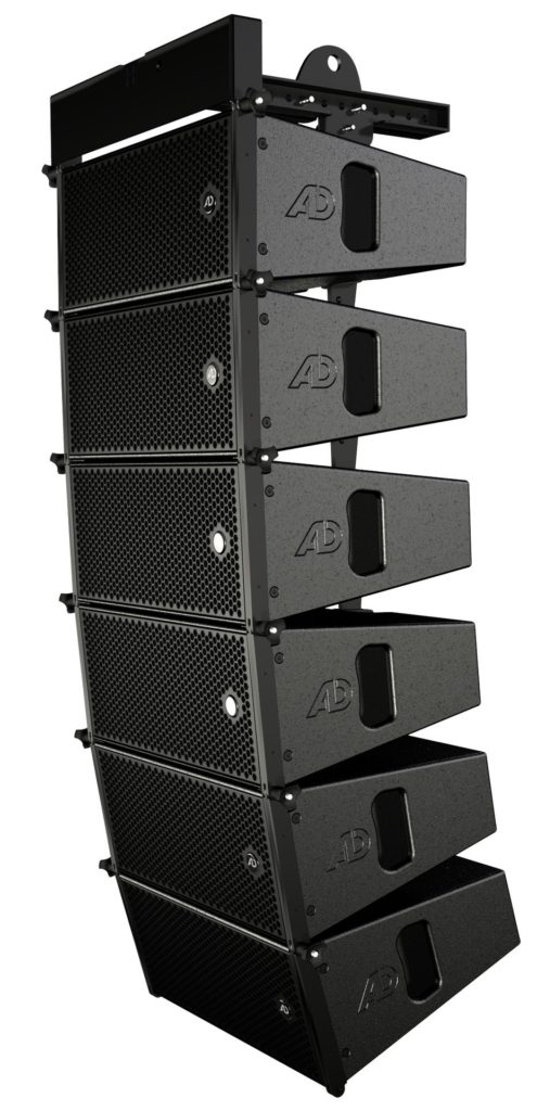 Line Array AD System Touring Live Compact