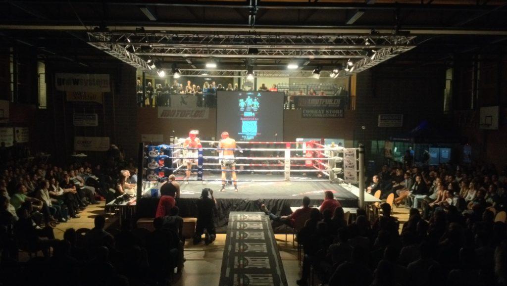 Boxveranstaltung in Möhlin