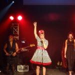 Nicole Bernegger Livve on Stage