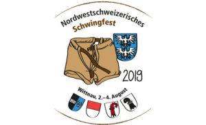 Logo NWS Schwingfest, 2019